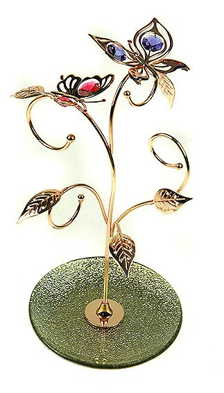 Подставка для украшений Бабочки