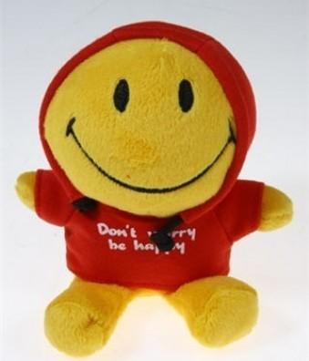 Мягкая игрушка Будь счастлив