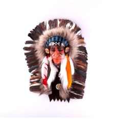 Маска Вождь индейцев