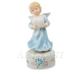 Музыкальная статуэтка Ангел с сердцем
