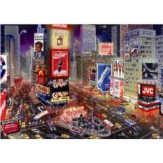 Пазл Educa Вечер на Таймс Сквер (8000 элементов)