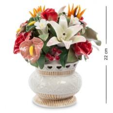 Композиция Ваза с цветами (Pavone)