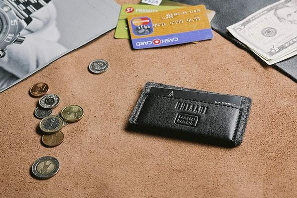 Держатель для пластиковых и банковских карт Brialdi Cefalu