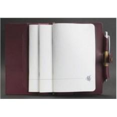 Кожаный софт-бук Виноград Blanknote