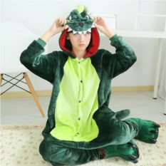Кигуруми Зелёный динозавр