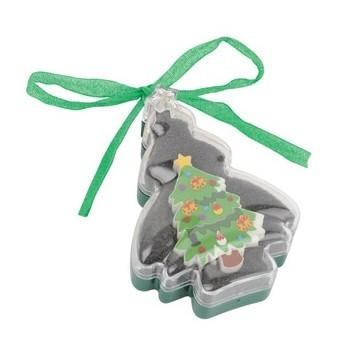 Флеш-карта USB в виде ёлки