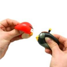 Детская игрушка-мялка «Сердитые птички»