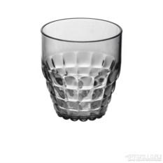 Серый стакан Tiffany