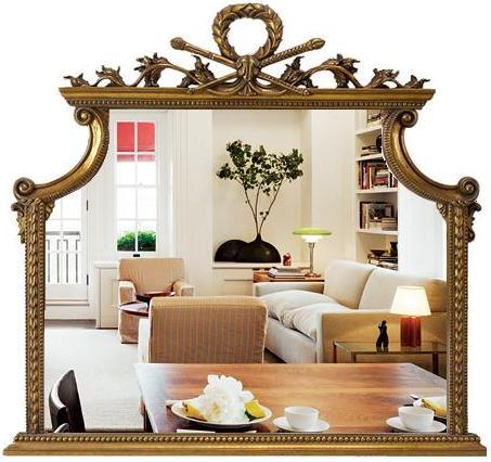 Зеркало интерьерное «Manchester»
