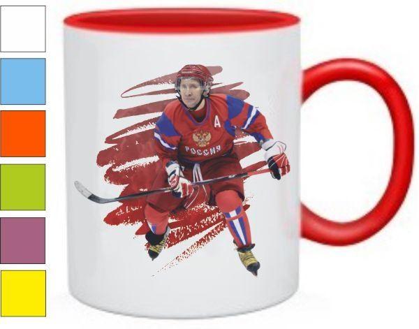 Кружка Хоккеист