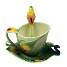 Чайный набор Павлин