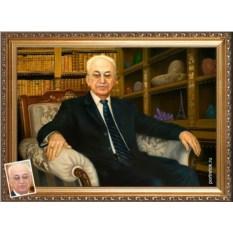 Портрет папе на юбилей 70 лет