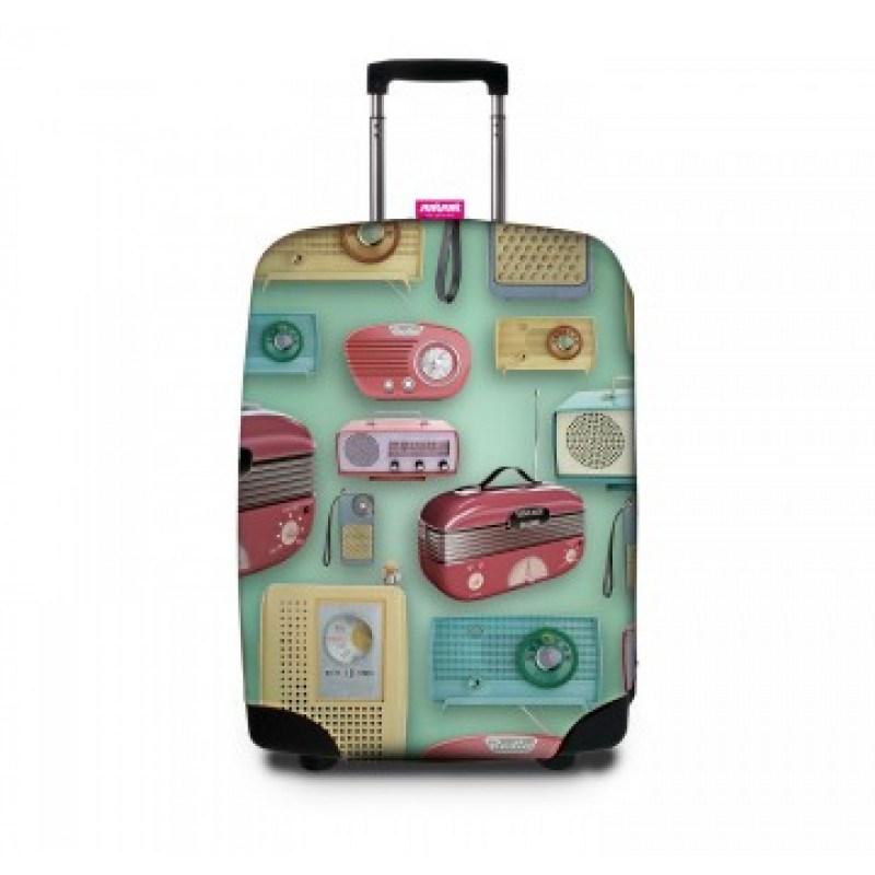 Чехол для чемодана SUITSUIT - Radio