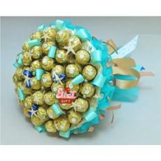 Букет из конфет Морской бриз