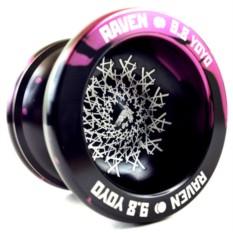 Yo-Yo 98 Raven Splash VioletBlack
