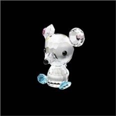 Хрустальная статуэтка Мышка Nibble