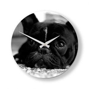 Часы настенные Бульдог
