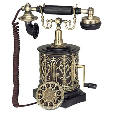 Телефон «Кофемолка»