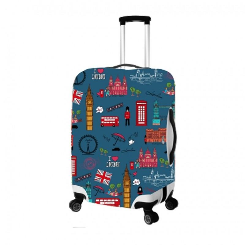 Чехол для багажа Чемоданное настроение
