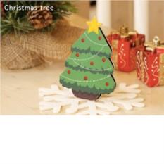 Открытка-шкатулка Sandwich Card Christmas Tree