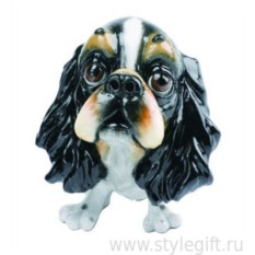 Фигурка собаки Fin