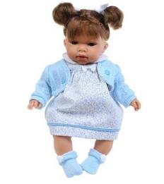 Кукла Моника в голубом
