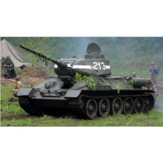 Поездка на боевом танке и посещение музея бронетехники