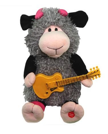 Музыкальная игрушка Овца Кудряшка