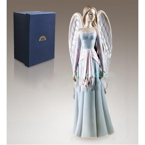 Статуэтка фарфоровая фигурка «Ангел девушка»