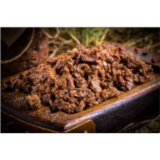 Домашняя тушенка из мяса лося