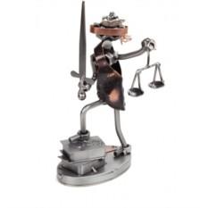 Фигурка «Правосудие» HINZ KUNST