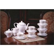 Чайный сервиз Людовик на 6 персон