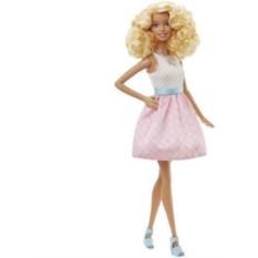 Кукла Barbie Mattel Модница 14 (Сладкий розовый)