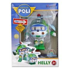 Игрушка-трансформер Robocar Poli «Хелли»