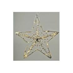 Светящаяся композиция Бисерная звезда