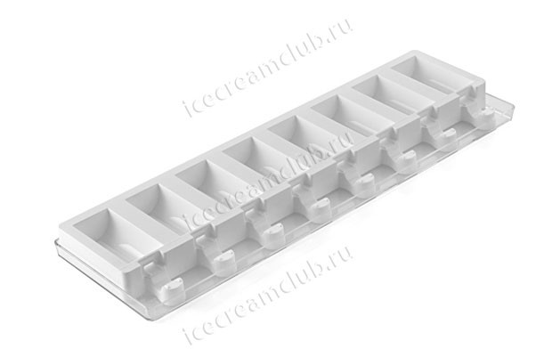 Форма для эскимо SilikoMart «Шик мини»