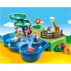 Конструктор Playmobil Зоопарк и Аквариум, возьми с собой