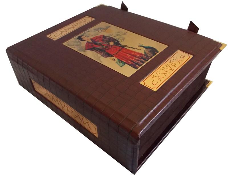 Подарочное издание в 2 томах в коробе «Самураи»