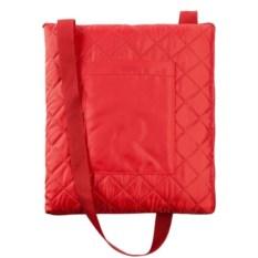 Плед для пикника Soft&Dry (цвет: темно-красный)