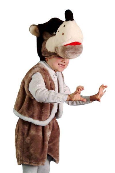 Карнавальный костюм Волк (большой), 6-10 лет