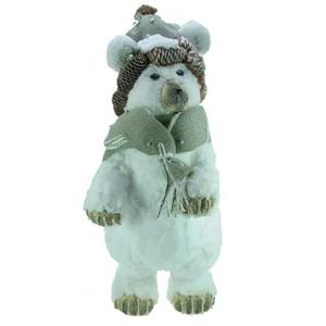 Новогодняя фигурка «Медведь»
