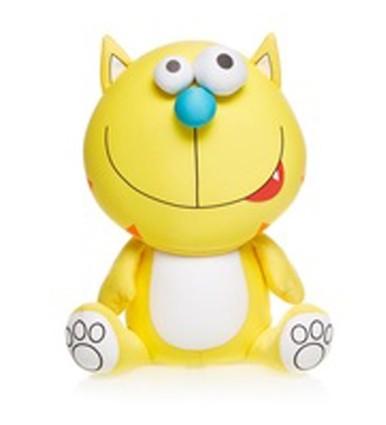 Игрушка-антистресс Пучеглазый и довольный кот