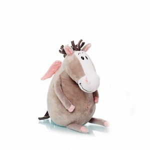Мягкая игрушка «Крылатый конь Пузан»
