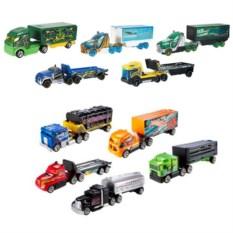 Машинка Mattel Hot Wheels Большие тягачи