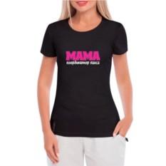 Женская футболка Координатор-хаоса