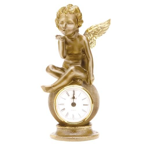 Часы Ангел на шаре
