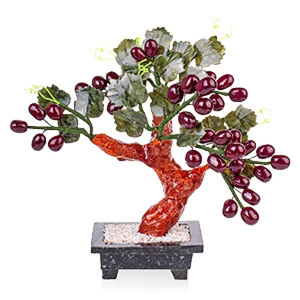 Бонсай (24 см) Виноград (дерево счастья)