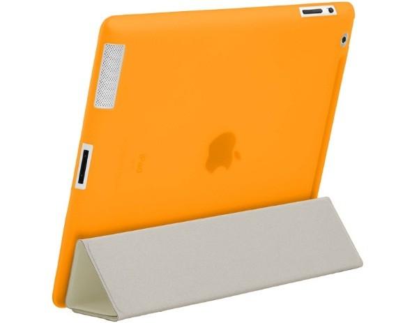 Чехол-накладка Hyper Shield Hsgh для iPad2 пластиковый, Orange