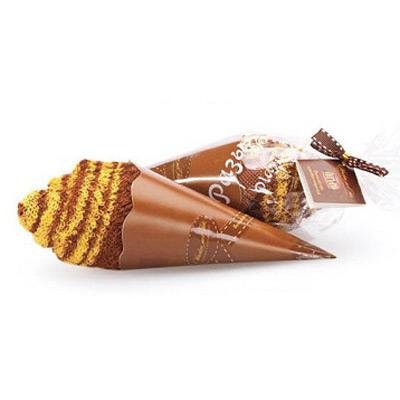 Полотенце для рук «Шоколадное мороженое»