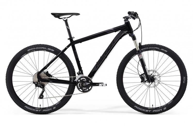 Горный велосипед Merida Big.Seven XT-edition (2015)